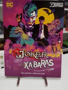 The Joker Xabaras Relazioni Pericolose Villains Cover